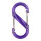 Nite Ize S-Biner Plastic Carabiner #2 Purple